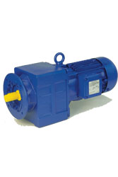 Bevel-Geared Motor BG Series