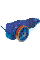 Bevel-Geared Motor BM Series