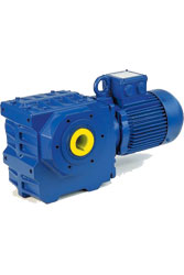 Bevel-Geared Motor BS Series