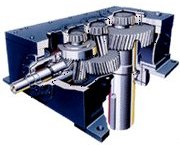 Type LB, LH - Ram® Vertical Axis Parallel Shaft Mixer Drive
