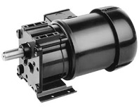 Bison AC parallel shaft gearmotors